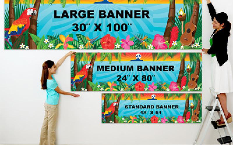 Все про печать баннеров