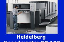 Heidelberg Speedmaster