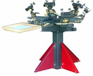 виды оборудования для шелкографии