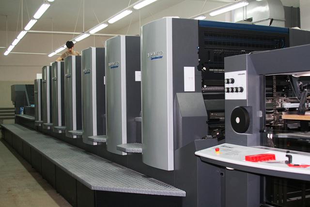 печать, машина, печатная