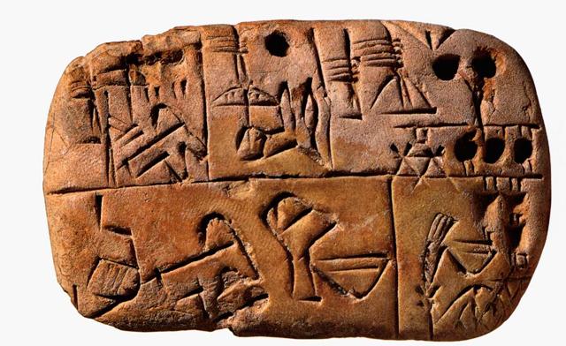 фото глиняные таблички