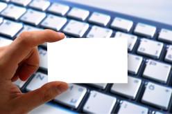 Как сделать визитку онлайн и сохранить на компьютер