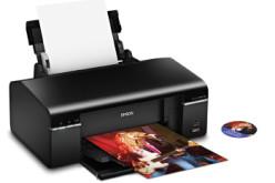 Принтер для печати на дисках