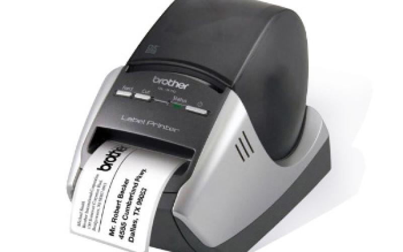 Термопринтер для печати наклеек — цены и модели