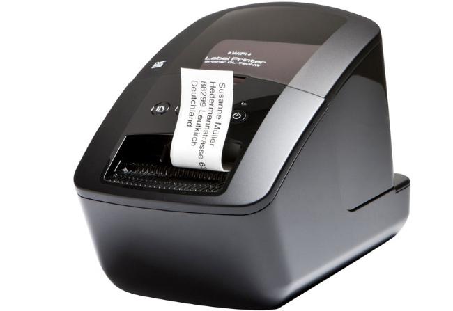 QL-720NW, принтер, этикеток
