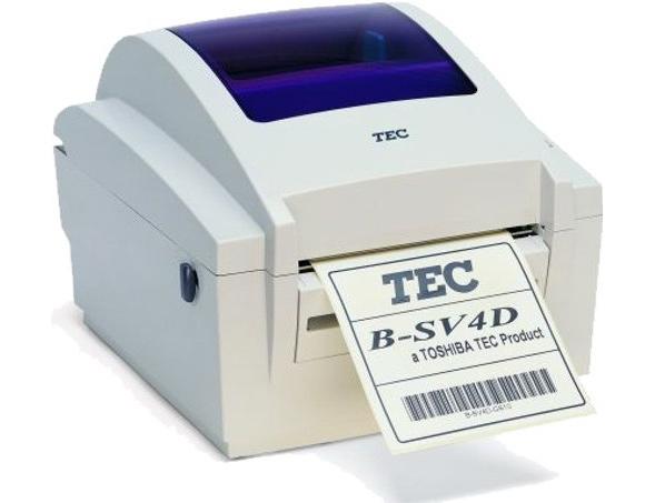 Toshiba TEC B-SV4D, термопринтер
