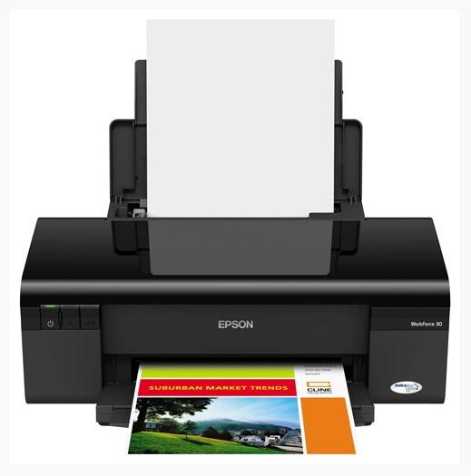 Принтер, epson workforce 30