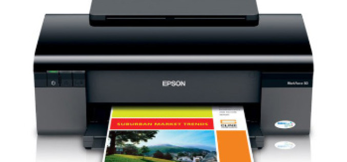 Принтер Epson Workforce 30