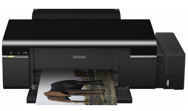 Принтер, Epson L800