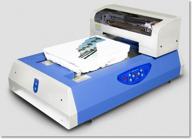 Принтер, прямой печати на футболках, Freejet 300 tx