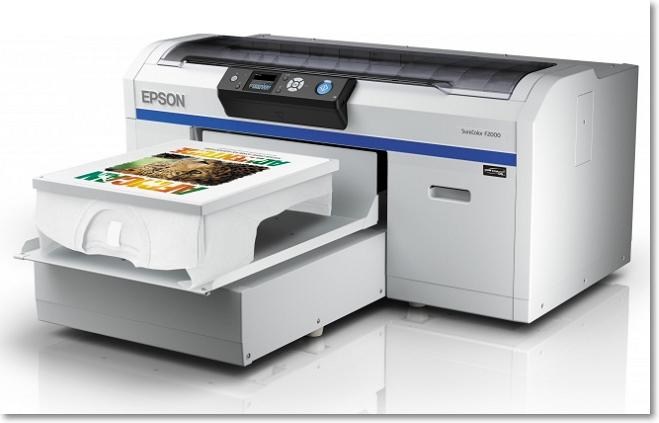 Текстильный принтер, SureColor ЅС-F2000