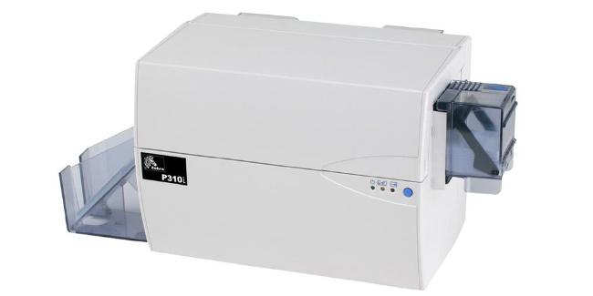 Принтер, ZEBRA P310i