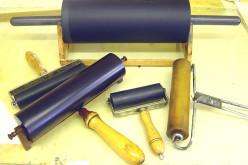Про валики и цилиндры печатной машины