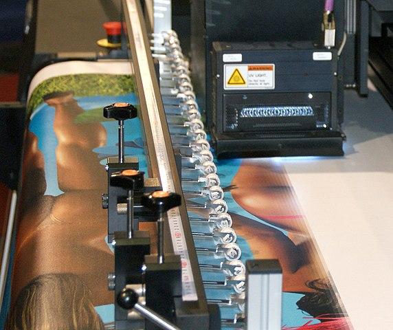 принтер для цифровой печати