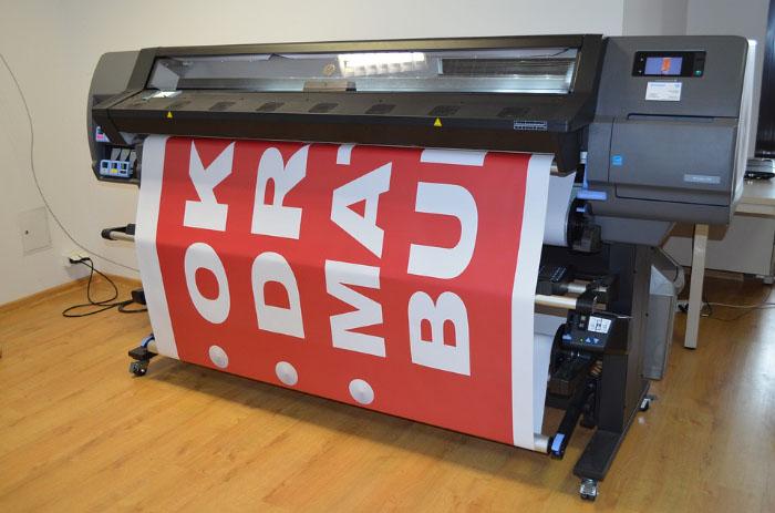 принтер для баннеров