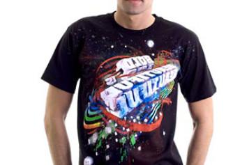 Друк на футболках. Технологія та матеріали