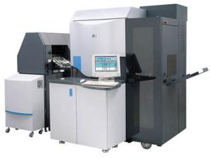 цифрова друкарська машина