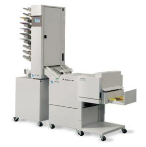 машина для виготовлення буклетів