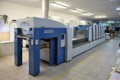 Друкарська машина KBA Rapida 74
