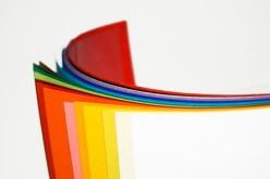 Що таке кольоровий крейдований папір