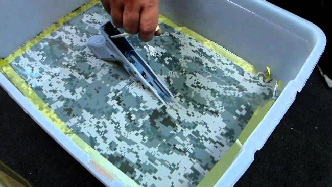 Технологія імерсійного друку