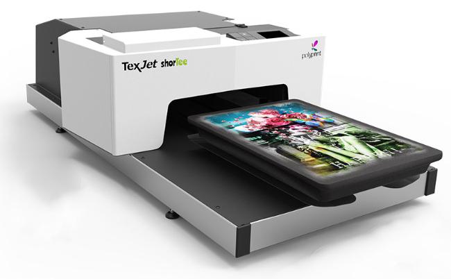 Принтер для друку футболок Texjet® shorTee