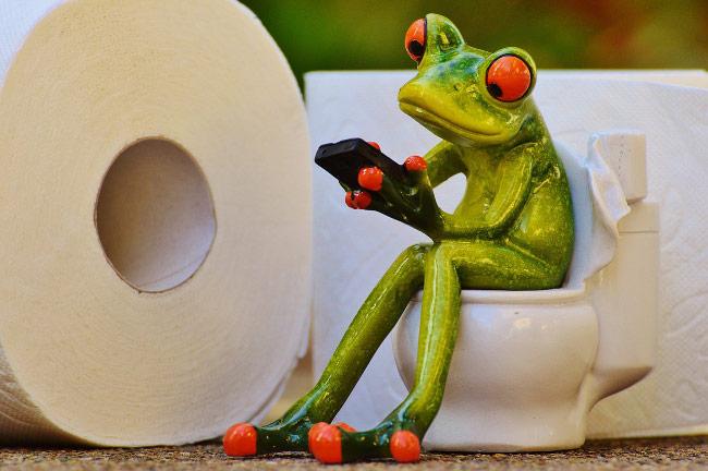 папір, туалетний, виготовлення