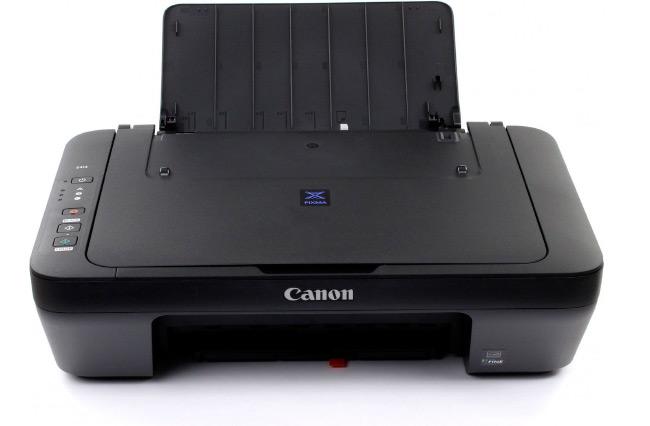 сканер принтер копір Canon PIXMA Ink Efficiency E414