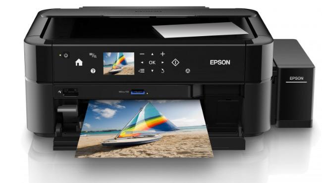 сканер принтер копір Epson L850