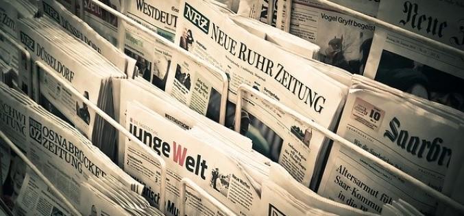 Друк газет