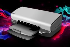Переваги струменевого принтера