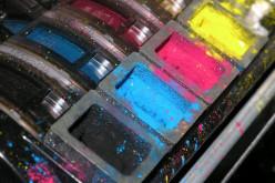 Підготовка паперу та фарби до друкування
